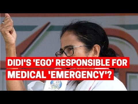 Watch debate: Mamata Banerjee's 'ego' responsible for medical 'emergency'?