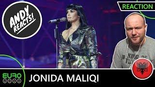 EUROVISION 2019: Jonida Maliqi - 'Ktheju Tokës' (Albania 2019 - REACTION) ANDY REACTS!