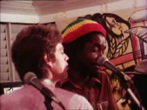 reggae peter tosh & mick jagger _ walk and dont look back
