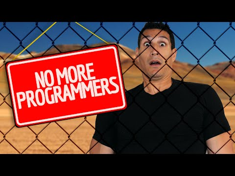 Soon, There Will Be No Need For Programmers (Software Development)