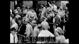 1943 Homefront Dayton Ohio 220623-06 | Footage Farm