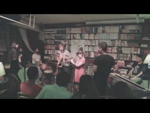 Malox and Red Scarf live @ Old Haeven Bookstore , OCT-LOFT Fest. Shenzhen , China .