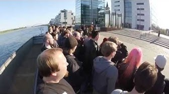 Netzwerktreffen in Köln bei EA