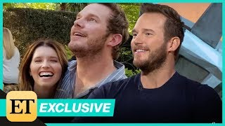 Chris Pratt Sees 'Lots of Kids' in His Future After Engagement to Katherine Schwarzenegger