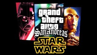 Звёздные войны в ГТА / Обзор мода GTA San Andreas: Star Wars