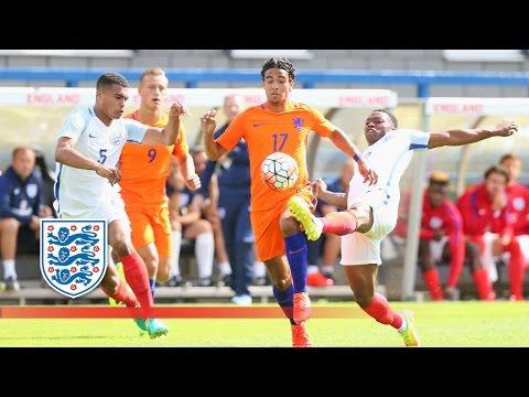 England U19 1-1 (9-8 Pen) Netherlands U19 (Sept 2016)   Goals & Highlights