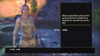 The Elder Scrolls Online destroy or keep