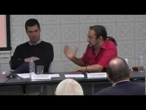 Conferències 150 anys del Ferrocarril de Sarrià 1863-2013 -- Taula Rodona (28/10/2013)