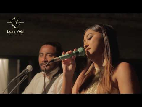 Angels Brought Me Here - Guy Sebastian (Cover by Luxe Voir Entertainment)