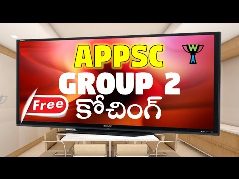 Appsc group 1 coaching centres in bangalore dating 1