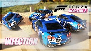 Forza Horizon 3 - Gallegos Infection, No Hud, and More!