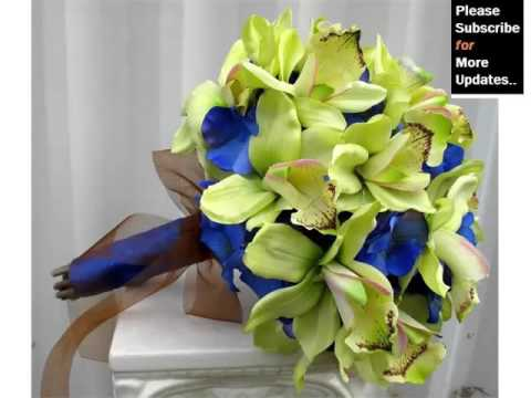 green orchid bouquet collection of nice and rare flower images