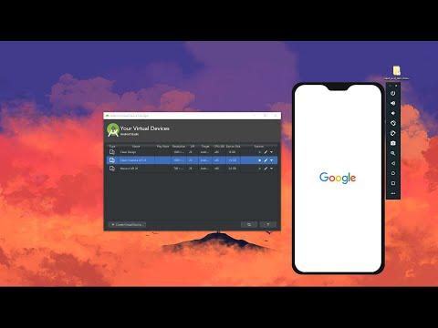 How to use Custom Skin in Android Emulator AVD