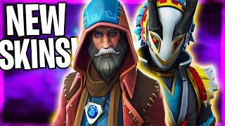 New Warlock Skins Coming To Fortnite Battle Royale!!!