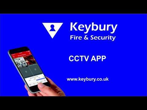 CCTV mobile app