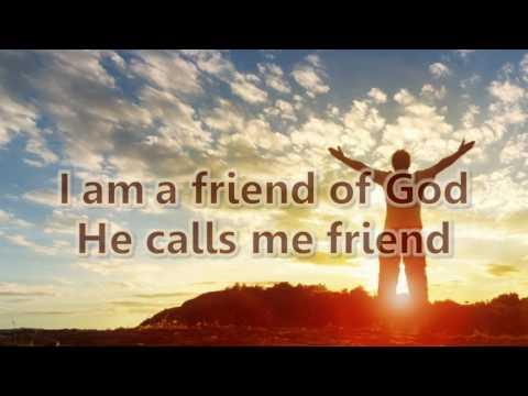 Friend Of God - Israel Houghton \u0026 New Breed W/lyrics