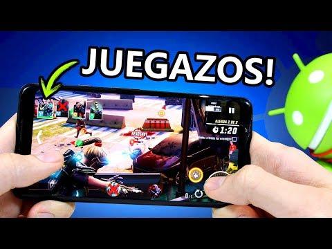 TOP 10 Mejores JUEGOS para Android 2018 - GRATIS y NUEVOS!