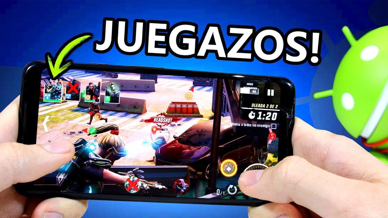 Top 10 Mejores Juegos Para Android 2018 Gratis Y Nuevos Youtube