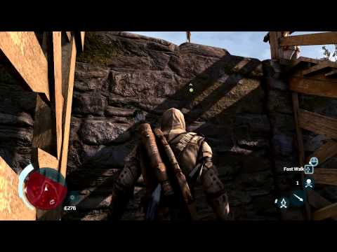 Assassin's Creed III - Perfect Stealth - Fort Washington