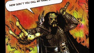 Lordi - Monster Is My Name (Fanmade Comic Video)