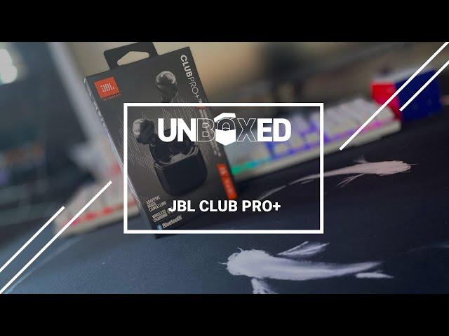 UNBOXED JBL CLUB PRO+