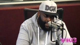 Rick Ross Looking To Sign New Acts On The RCMS w/ Wanda Smith
