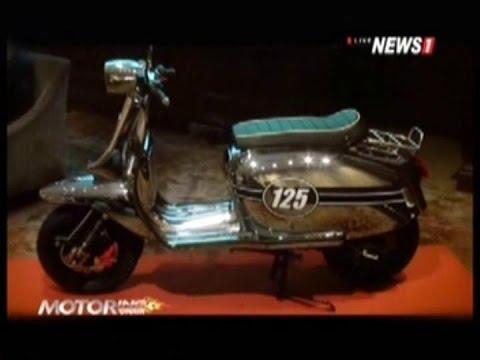 "Motoring Guru Motoring:เจ้าเสือดำ ""สโกมาดิ"" สกู๊ตเตอร์สัญชาติอังกฤษ ช่วงที่2 23/01/2016"