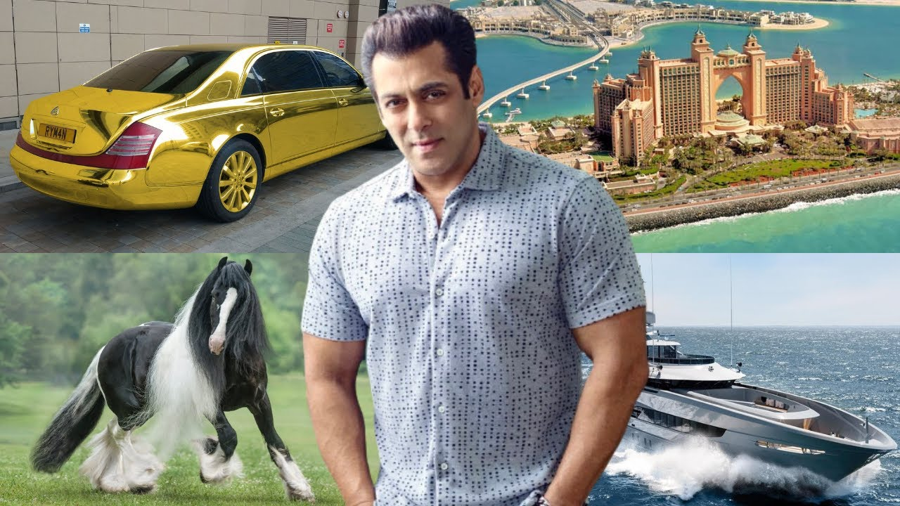 This Is How Salman Khan Spends His 1750 Crores