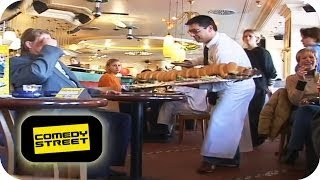 XXL Sandwich | Der Stuntman - Comedystreet mit Simon Gosejohann