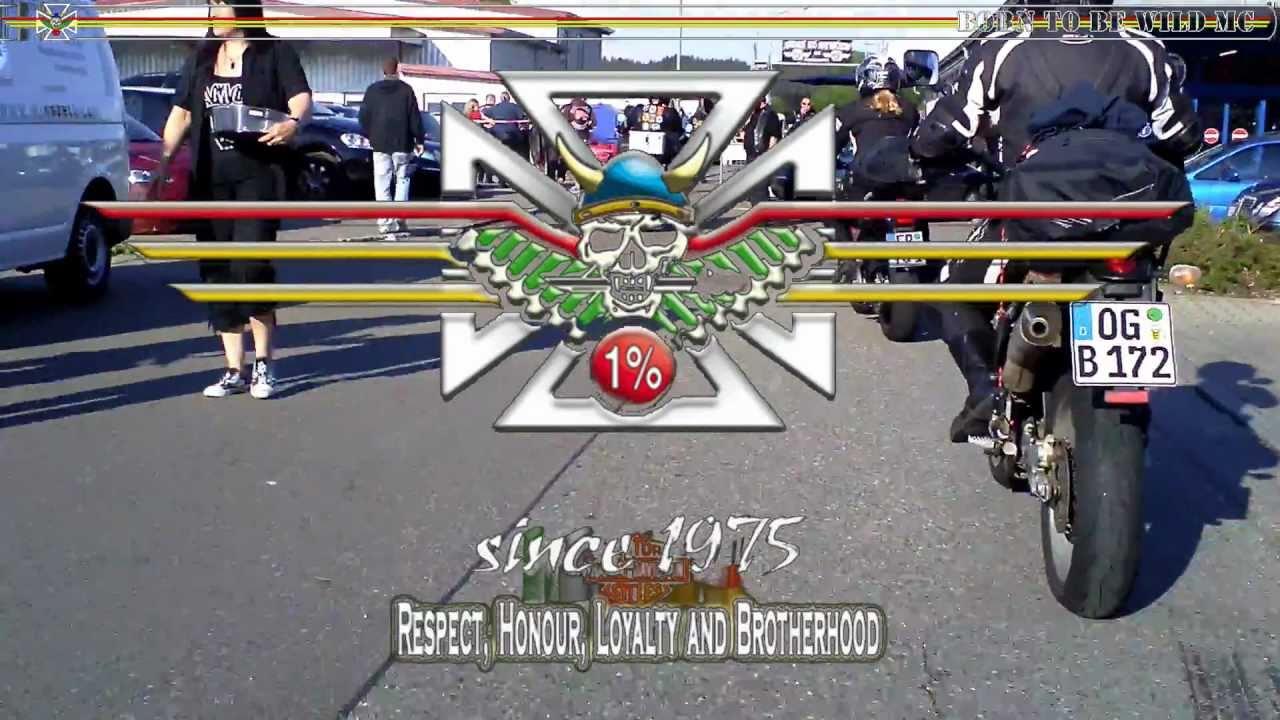 Biker Treffen Mc Born To Be Wild 35jahre 20 22052011 Chpt