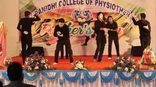Mime on Women Harassment & Justice by Krupanidhi physio