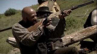 Hell On Wheels season 1 episode 9 fighting song