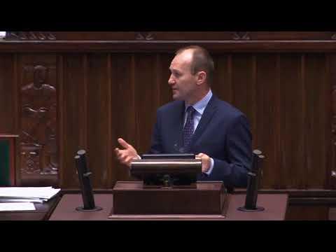 Marek Sowa – wystąpienie z 13 grudnia 2017 r.