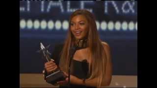 Beyoncé Wins Best Female R&B Artist - BET Awards.flv