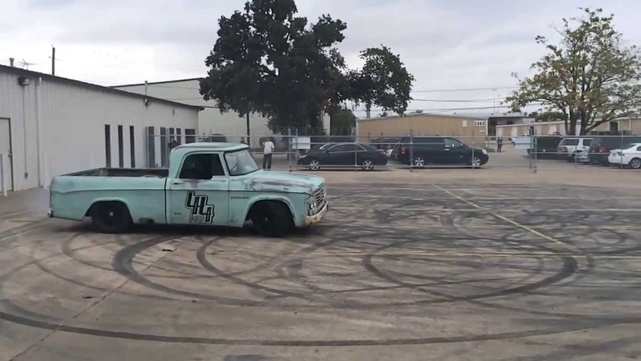 44 Build Dodge Donuts By Gas Monkey Garage Youtube