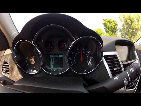 2014 Chevy Cruze diesel 2.0TD hypermile test and mpg review