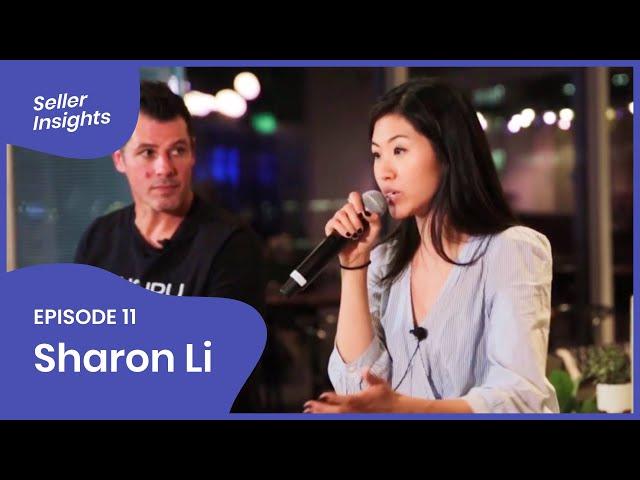 Amazon Seller Insights #11: Sharon Li | Entrepreneur Advice