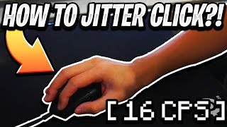 Gambar cover HOW TO JITTER CLICK?! (Minecraft PvP Tips)