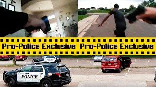 Карантинный Pro-Police: Применение оружия полицейскими