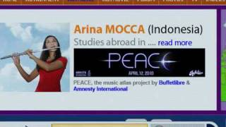 Mocca - Bundle of Joy (Buffetlibre & Amnesty International PEACE project)