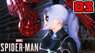 Spider-Man The Heist #03 - Współpraca z BlackCat! | Vertez