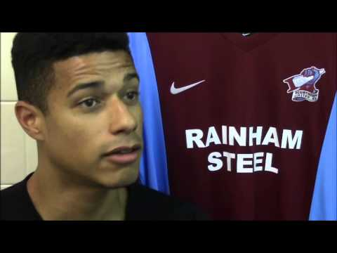 Lyle Taylor is up for the Iron challenge