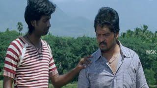 Karan Realizing His Guilty - Sooran 2014 Superhit Tamil Movie Scene