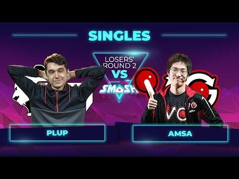 Plup vs aMSa - Melee Singles: Losers' Round 2 - Smash Summit 7