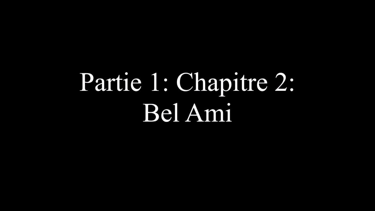 Partie 1 Chapitre 2 Bel Ami Guy De Maupassant Audio Syntese Youtube