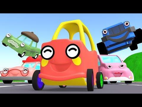 Baby car   car song   Monster Trucks boom boom - baby song - Songs for Children