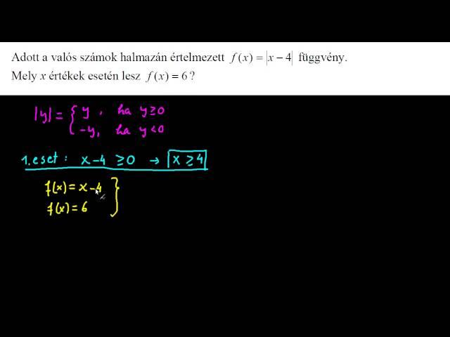 2. feladat - Függvények