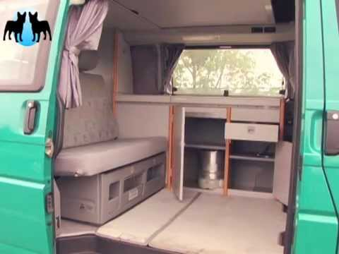 1996 vw westfalia california coach youtube. Black Bedroom Furniture Sets. Home Design Ideas