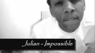 Julian Goins - Impossible