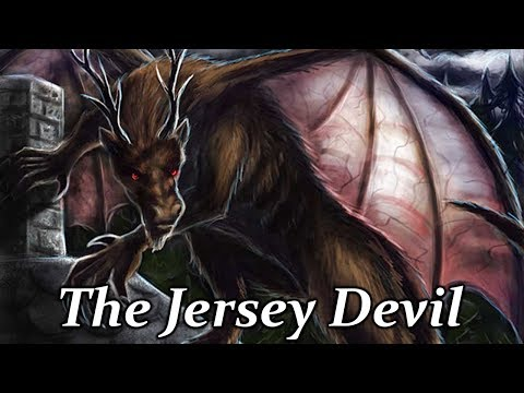 The Jersey Devil - The History Behind New Jersey's Most Famous Cryptid